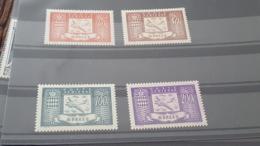 LOT 462808 TIMBRE DE MONACO NEUF** LUXE N°15 A 18 - Poste Aérienne