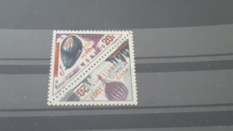 LOT 462825 TIMBRE DE MONACO NEUF** LUXE N°61/62 - Airmail