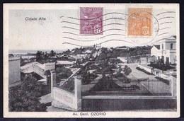 BRASIL - RARE OLD CARD * Bresil - Joao Pessôa - Av. Genl. OZORIO ( Tampon A.P. De Figueirdedo Au Dos ) - João Pessoa