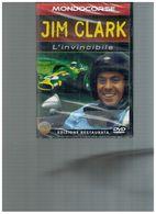 JIM CLARK L'INVINCIBILE EDIZIONE RESTAURATA DVD MONDOCORSE NUOVO SIGILLATO - DVD