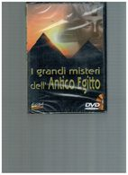 I GRANDI MISTERI DELL'ANTICO EGITTO INSERTI SPECIALI DVD UFO ALIENI NUOVO - DVD