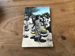 296/ ABECHE FEMMES AU MARCHE - Chad