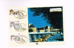 Georges Siméon.Timbres Belge,français,suisse. - Suisse