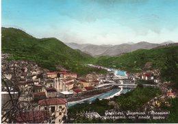 Sicilia - Messina - Gualtieri  Sicamino - Panorama Con Ponte Nuovo - - Messina