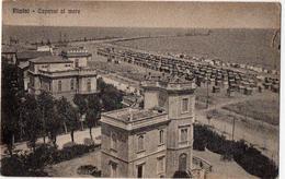 Rimini Capanni Al Mare Viagg - Rimini