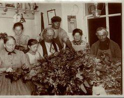 HOP PICKING  BAVARIA GERMANY DEUTSCHLAND Hallertau Holledau HOPFEN +- 18* 13CMFonds Victor FORBIN (1864-1947) - Profesiones