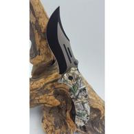 Couteau De Poche Lame Acier 9 Cm Manche 12 Cm 167071 - Armas Blancas