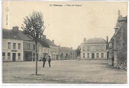 VIBRAYE - Place De L'Eglise - Vibraye