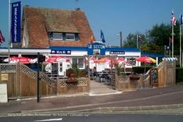 """Ver-sur-Mer (14)- Restaurant """"Le Sexton"""" (Edition à Tirage Limité) - France"""