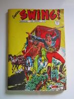 Capt'ain Swing! (1re Série) N°2. La Canne Qui Tue - Formatos Pequeños