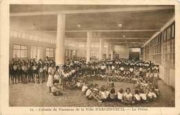 85  Vendée :  Saint Hilaire De Riez Colonie De Vacances De La Ville D' ARGENTEUIL - Le Préau Réf 6785 - Saint Hilaire De Riez