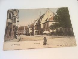 BY - 2500 -   STRASSBURG - Markthalle - Strasbourg