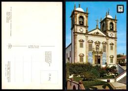 PORTUGAL COR 55844 - AVEIRO OLIVEIRA DE AZEMEIS IGREJA MATRIZ - Aveiro