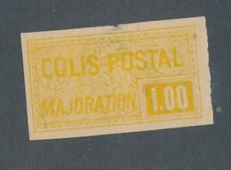 FRANCE - COLIS POSTAUX N°YT 22 NEUF* AVEC CHARNIERE - COTE YT : 24€ - 1918/20 - Colis Postaux