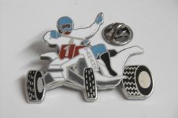 Pin's - Motos - QUAD YAMAHA - Motorbikes