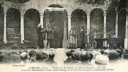 11 - Limoux - Theatre De La Nature - Ile De Sournies - Le CID - Avec Madeleine Roch, Jane Remy, Romuald Joubé - Limoux