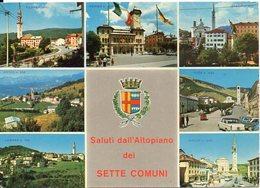 Saluti Dall'Altopiano Dei SETTE COMUNI - Vedute - Non Classificati