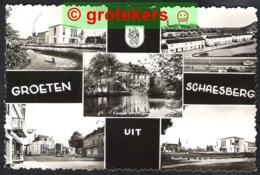 SCHAESBERG Groeten Uit 5-luik 1962 - Nederland