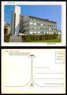 PORTUGAL COR 55902 - AVEIRO - Pormenor Da Nova Universidade De AVEIRO - OLD CARS AUTOMOBILES VOITURES NISSAN PATROL - Aveiro