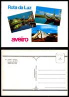 PORTUGAL COR 55904 - AVEIRO -PORMENOR DA CIDADE - SALINAS - Aveiro