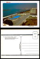 PORTUGAL COR 55911 - AVEIRO - PORMENOR E PISCINA DO HOTEL DA BARRA - Aveiro