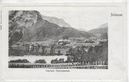 AK 0280  Jenbach Gegen Achensee - Verlag Schaar & Dathe Um 1900-1910 - Jenbach