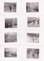 VENEZIA - LOTTO DI 8 FOTOGRAFIE DEGLI ANNI 40-50 - Luoghi