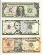 Fake Banknotes To Identify - Banknotes