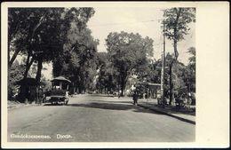 Indonesia, JAVA YOGYAKARTA DJOKJA, Gondokoesoeman Gondokusuman (1930s) RPPC - Indonesië