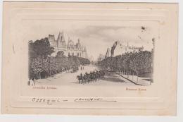 Buenos Aires (ARG) , Avenida Alvear - F.p - Primi Anni '1900 - Argentina
