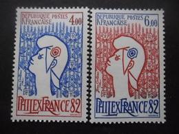 FRANCE N°2216 Et 2217 Neuf ** - Unused Stamps