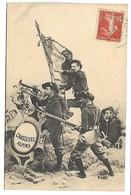 CHASSEURS ALPINS - Regiments