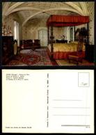 PORTUGAL COR 57829 - SINTRA - PALACIO NACIONAL DA PENA  QUARTO RAINHA D AMELIA - Lisboa