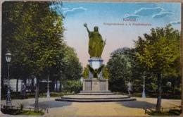 Krefeld Kriegerdenkmal Friedrichsplatz - Krefeld