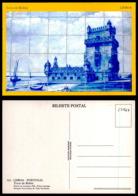 PORTUGAL COR 57947 - LISBOA  - TORRE DE BELEM - Lisboa