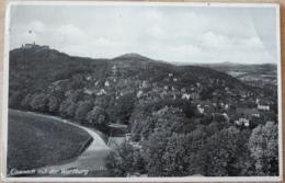 Eisenach Mit Der Wartburg - Eisenach
