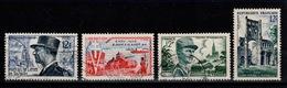 YV 982 / 983 / 984 / 985 Obliteres Cote 7 Euros - France