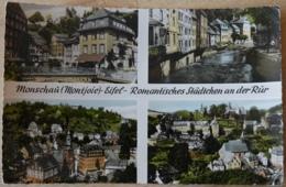 Monschau Montjoie Eifel Romantisches Städtchen An Der Rur - Monschau