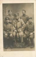 LOOS CARTE PHOTO ALLEMANDE  1914-1916 PHOTO LOUIS A LOOS - France