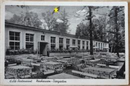Königsberg Neuhausen Tiergarten Wald Restaurant Ostpreussen Gurjewsk Kaliningrad - Ostpreussen