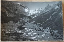Leukerbad Loeche Les Bains Balmhorn Gitzifurgge Majinghorn - VS Wallis