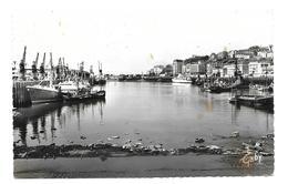 62/ PAS De CALAIS...BOULOGNE Sur MER. Le Port - Boulogne Sur Mer