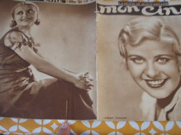 MON CINE / SUZET MAIS /JOAN MARSH /MARIAGE BEULEMANS /PIERRE FINALY - Livres, BD, Revues