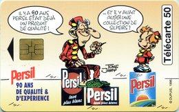 Catégorie Produits - Lessive Persil (Recto-Verso) - France