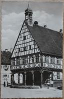 Rathaus Stein Pforzheim Königsbach - Deutschland
