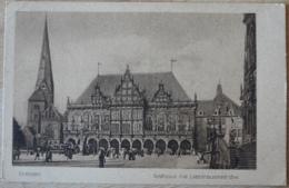 Bremen Rathaus Liebfrauenkirche - Bremen