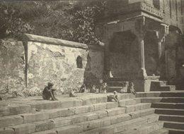 INDE INDIA +- 10* 8CMFonds Victor FORBIN (1864-1947) - Lugares