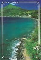 Martinique Saint Pierre Et La Montagne Pelée (2 Scans) - Martinique