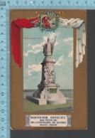 Quebec - Souvenir Officiel Tri-centenaire -1608-1908 - Monument  Laval - Québec - La Cité