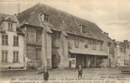 SAINT VALERY SUR SOMME LES MAGASINS A SEL - Saint Valery Sur Somme